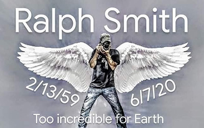 Ralph Smith tribute in quarter 4 of 2020