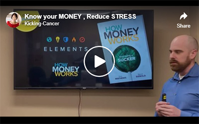 """Know your MONEY, Reduce STRESS"""